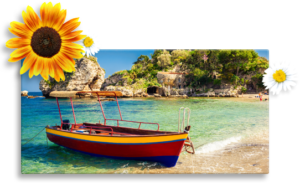 Ideas foto lienzo panoramico ejemplo bote