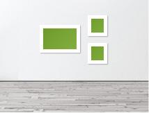 Ilustracion configuracion simetrica salon