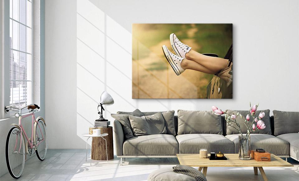 foto lienzo barato espacio vital
