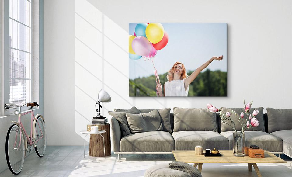 impresion de fotos en lienzo espacio vital