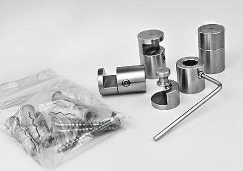 kit de montaje ejemplo harry piezas 8mm