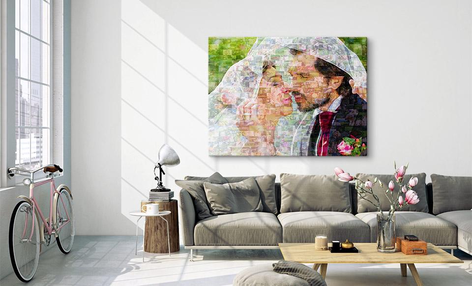 mosaico foto apartamento